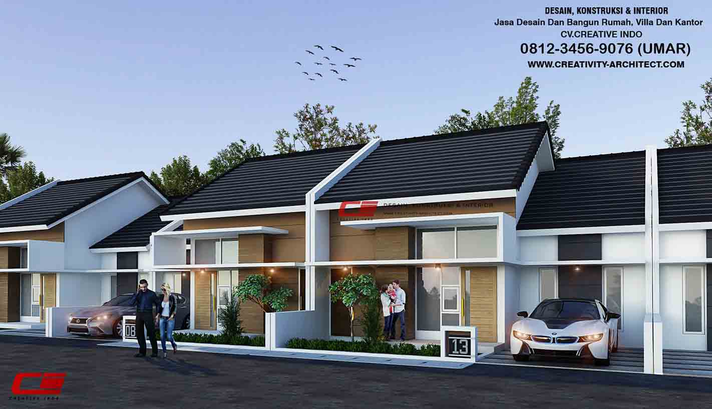 0812 3456 9076 Jasa Desain Rumah Minimalis